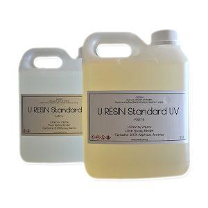 U RESIN Standard UV