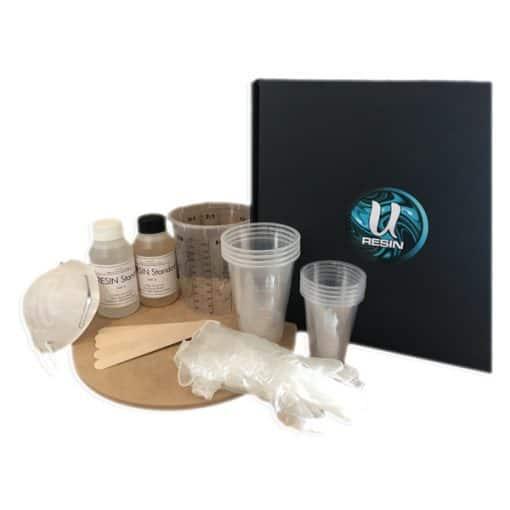 resin starters kit 1