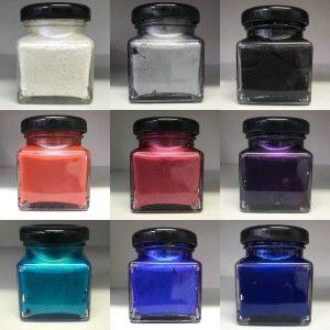 Pigments - Lustre