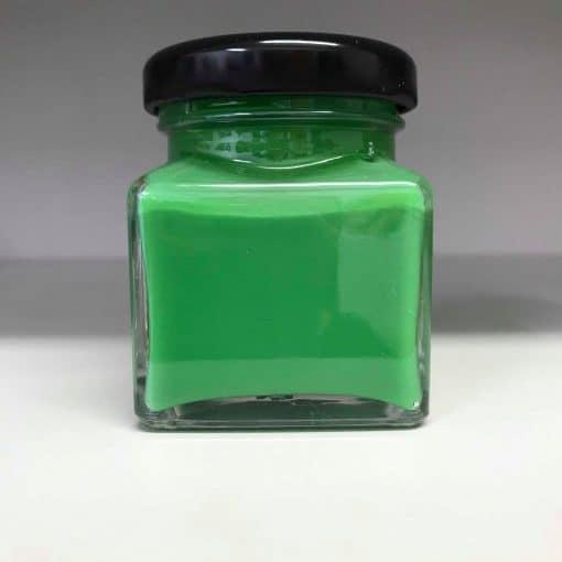 epoxy pigments URE green apple