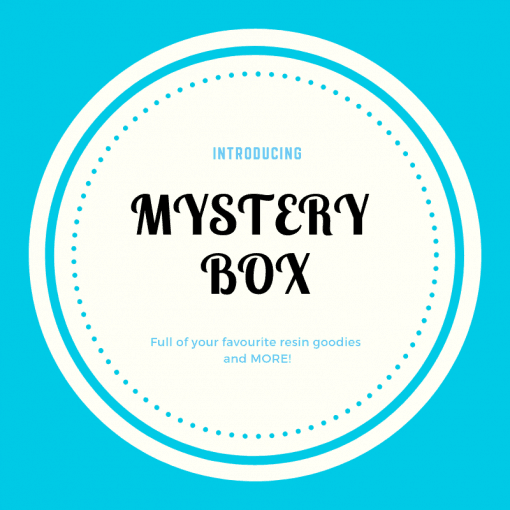 UResin Mystery Box